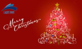 Buon Natale dallo staff East Coast Experience