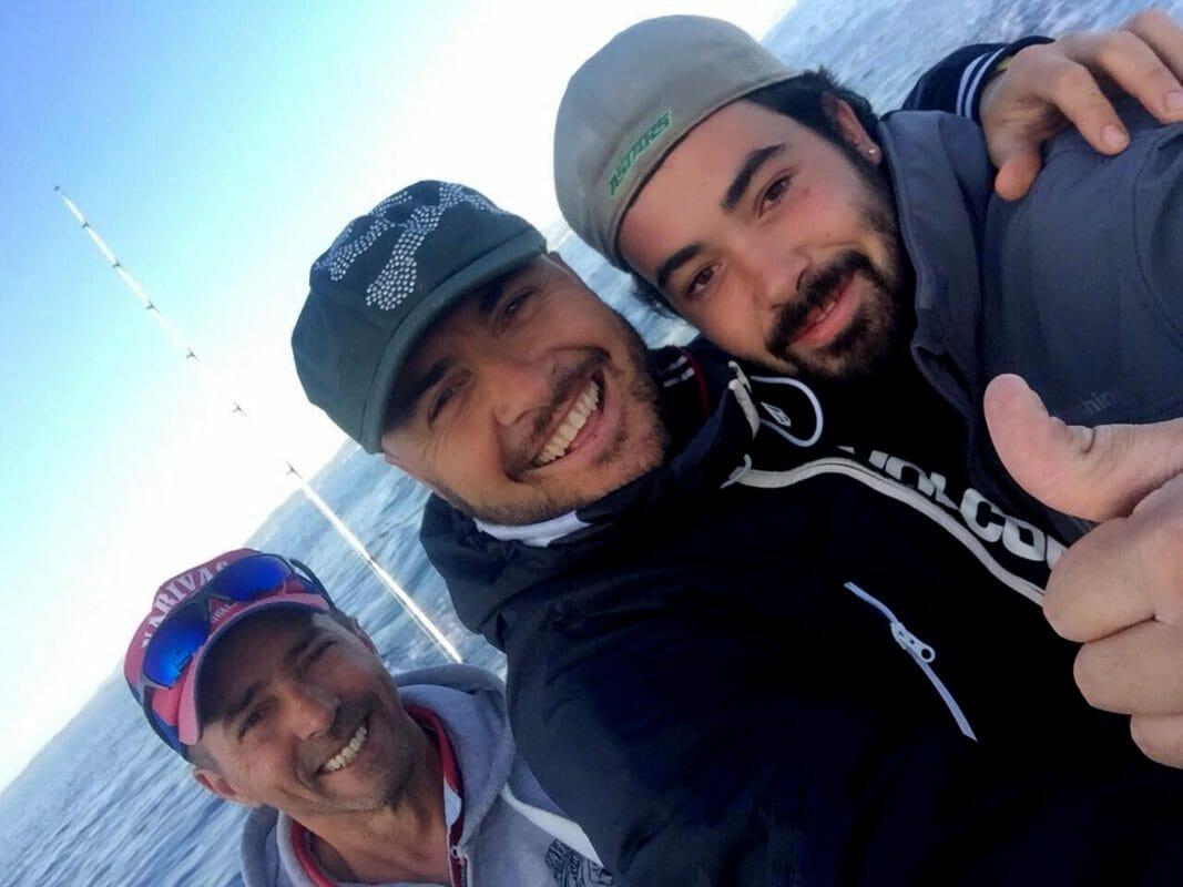 Staff ECE Rimini Pesca al Tonno Rosso