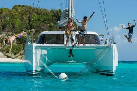 Rent a catamaran sailboat in Rimini East Coast Experience