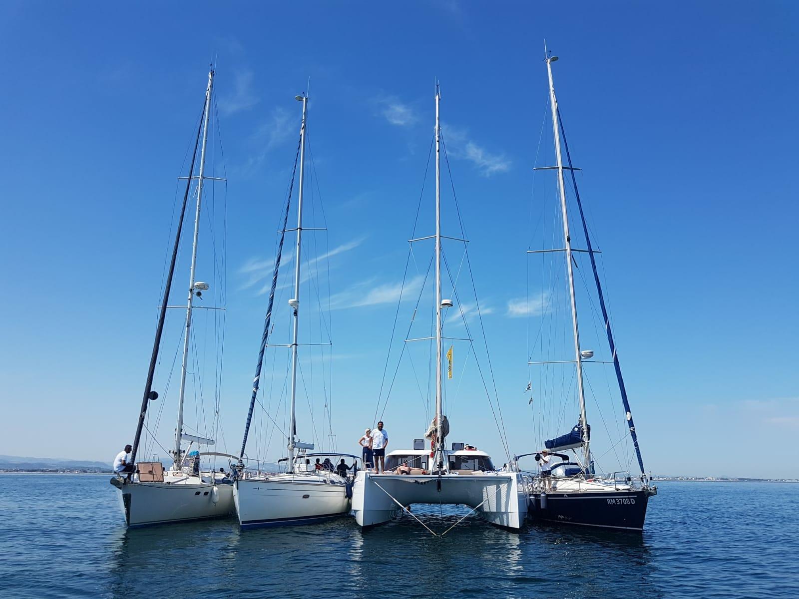 Viaggi incentive in barca a vela