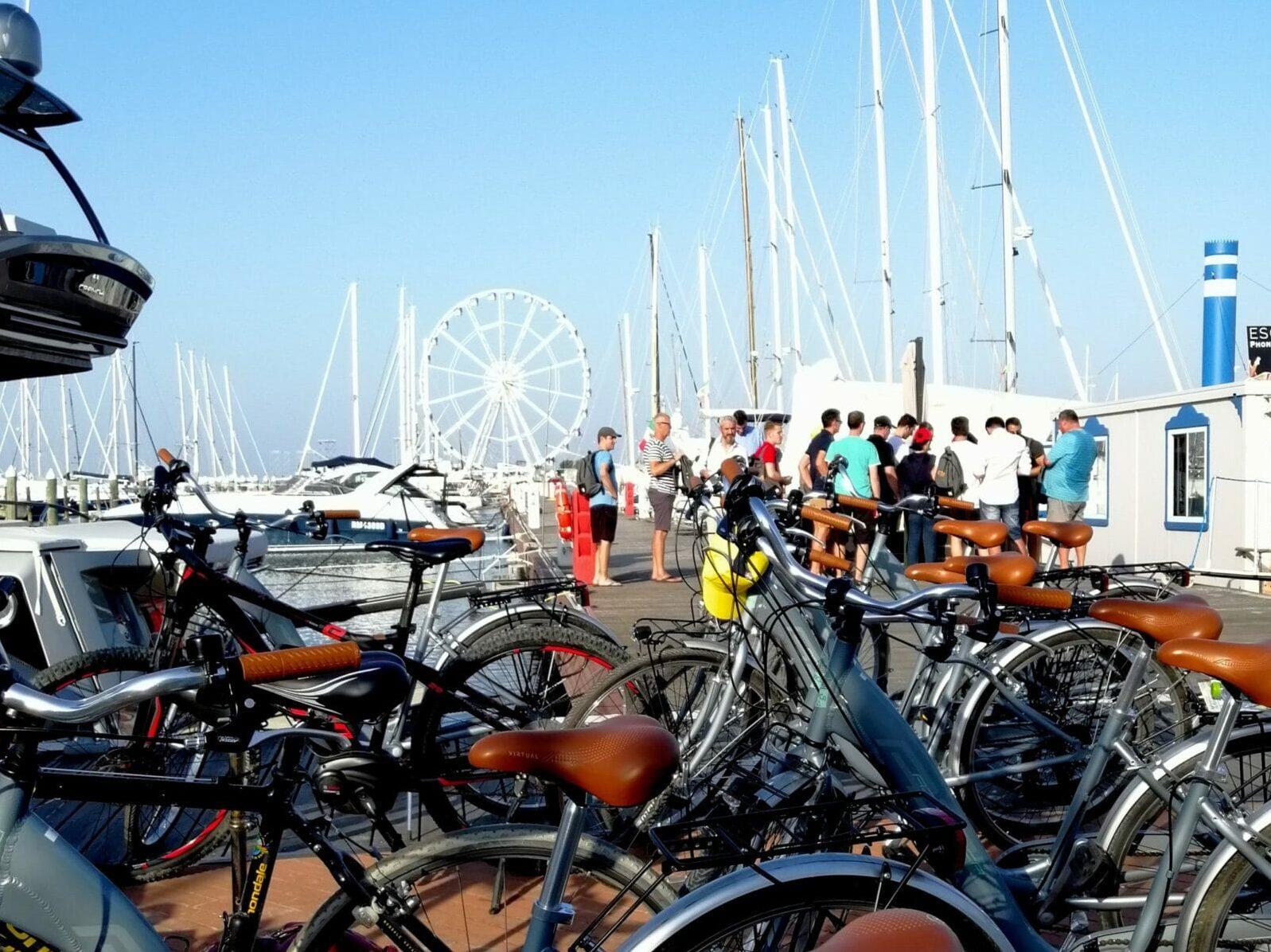 bike&boat rimini escursioni