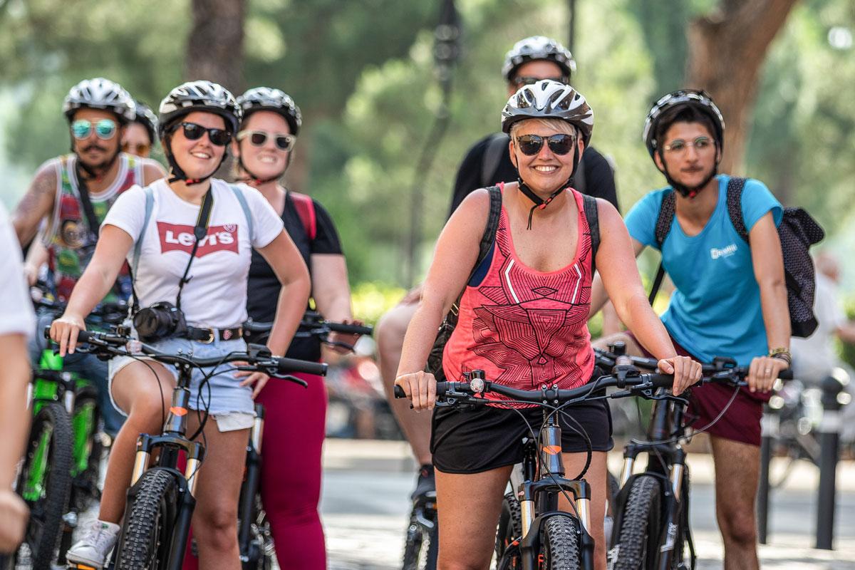 Noleggio ebike tour rimini