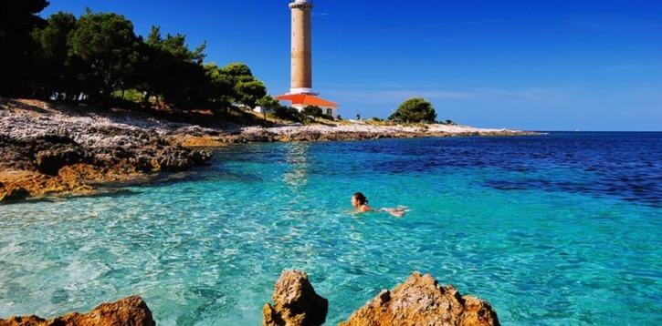 La vacanza in Croazia sotto una buona stella