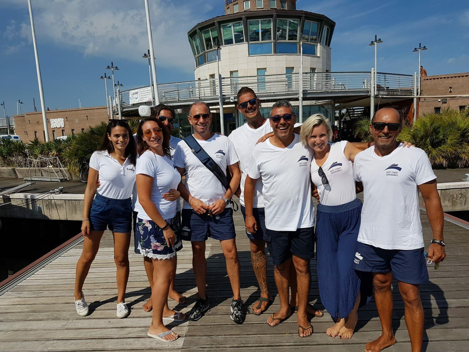 staff ecerimini stagione 2018 marina di rimini escursioni in barca