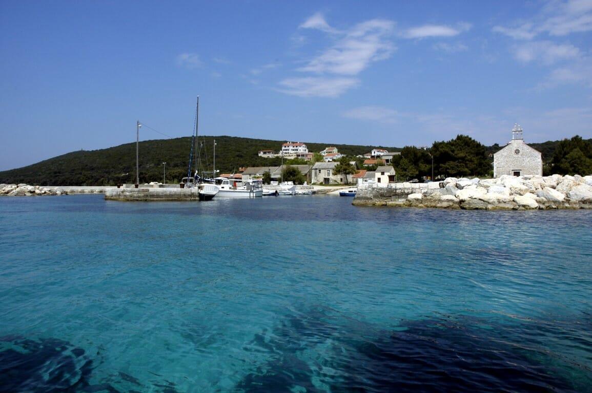 vacanza croazia premuda porto san ciriaco